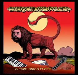 Emerson, Lake, And Palmer - Time and a Place CD Cover Art