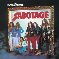 Black Sabbath - Sabotage LP Cover Art