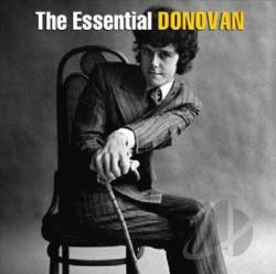 Donovan - Essential Donovan CD Cover Art