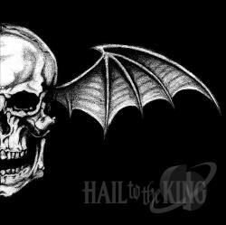 Avenged Sevenfold - Hail to the King CD Cover Art