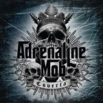 Adrenaline Mob - Coverta - EP DB Cover Art
