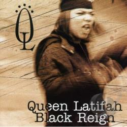 Queen Latifah - Black Reign CD Cover Art