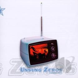 Unsung Zeros - Fading Out CD Cover Art