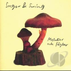 Sagor & Swing - Melodier Och Faglar CD Cover Art