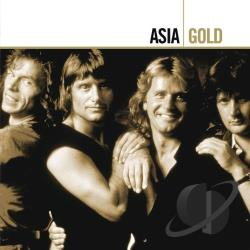 Asia - Gold CD Cover Art