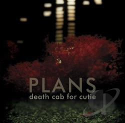 Death Cab For Cutie - Plans CD Cover Art