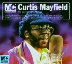 Mayfield, Curtis - Definitive Collection CD Cover Art