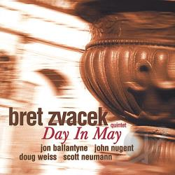 Zvacek, Bret - Day in May CD Cover Art