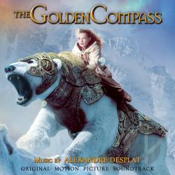 Desplat, Alexandre - Golden Compass CD Cover Art