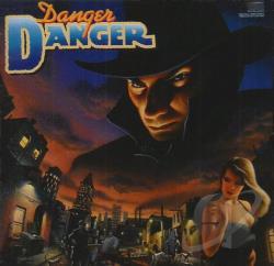 Danger Danger - Danger Danger CD Cover Art