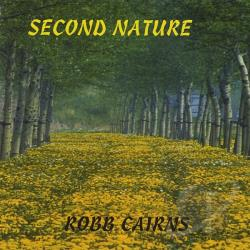Cairns, Robb - Second Nature CD Cover Art