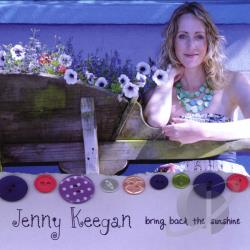 Keegan, Jenny - Bring Back The Sunshine CD Cover Art