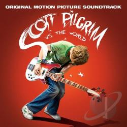 Scott Pilgrim Vs. the World CD Cover Art