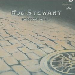 Stewart, Rod - Gasoline Alley SA Cover Art