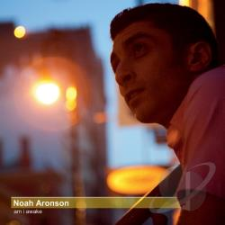 Aronson, Noah - Am I Awake CD Cover Art