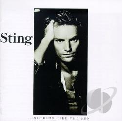 Sting - Nothing Like the Sun CD Cover Art