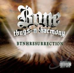 Bone Thugs-N-Harmony - BTNHResurrection CD Cover Art