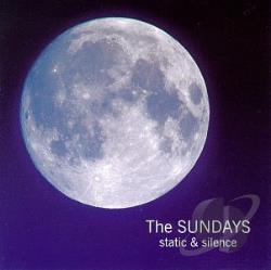 Sundays - Static & Silence CD Cover Art