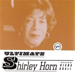Horn, Shirley - Ultimate Shirley Horn CD Cover Art