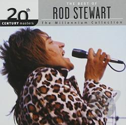 Stewart, Rod - 20th Century Masters - The Millennium Collection: The Best of Rod Stewart CD Cover Art