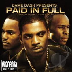 Paid In Full CD Cover Art