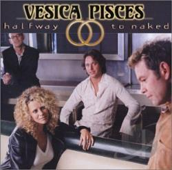 Vesica Pisces - Halfway To Naked CD Cover Art