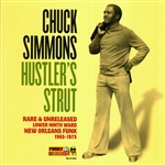 Simmons, Chuck - Hustler's Strut CD Cover Art