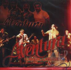 Aventura - Aventura Unplugged CD Cover Art