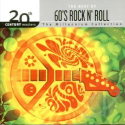 20th Century Masters: Best of 60s Rock N Roll CD Cover Art
