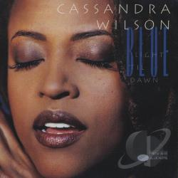 Wilson, Cassandra - Blue Light Til Dawn CD Cover Art