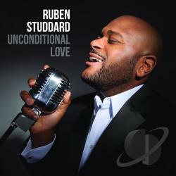 Studdard, Ruben - Unconditional Love CD Cover Art