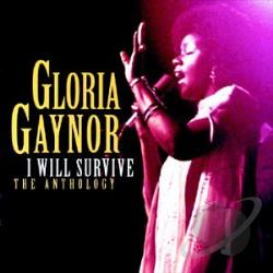 Gaynor, Gloria - I Will Survive: The Anthology CD Cover Art
