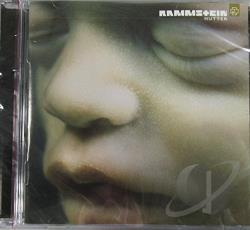 Rammstein - Mutter CD Cover Art