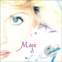 Newton-John, Olivia - Magic: The Very Best Of Olivia Newton-John CD Cover Art