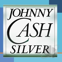 Cash, Johnny - Silver CD Cover Art