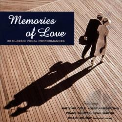 Memories of Love CD Album