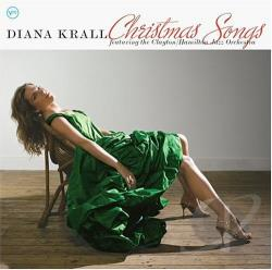 Krall, Diana - Christmas Songs CD Cover Art