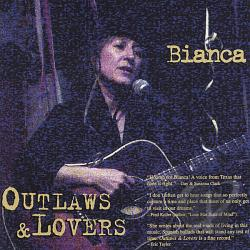 DeLeon, Bianca - Outlaws & Lovers CD Cover Art