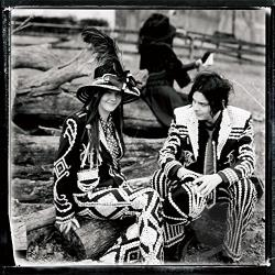 White Stripes - Icky Thump LP Cover Art