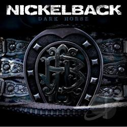 Nickelback - Dark Horse CD Cover Art