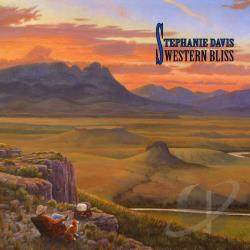 Davis, Stephanie - Western Bliss CD Cover Art