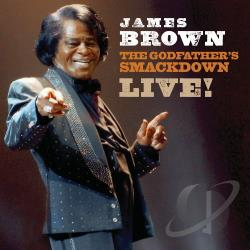 Brown, James - Godfather's Smackdown CD Cover Art
