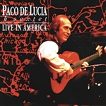 De Lucia, Paco - Live in America CD Cover Art