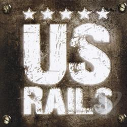 Us Rails - Us Rails CD Cover Art