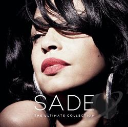Sade - Ultimate Collection CD Cover Art