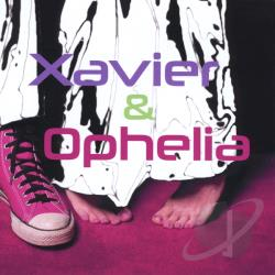 Xavier & Ophelia - X&O CD Cover Art