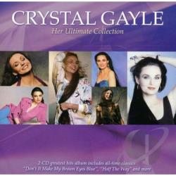 Gayle, Crystal - Her Ultimate Collection CD Cover Art