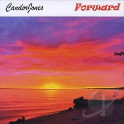 Candor Jones - Forward CD Cover Art