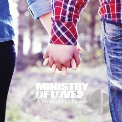 Ministry Of Love - Promise for Forever CD Cover Art