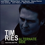 Ries, Tim - Alternate Side CD Cover Art